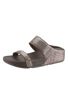 FitFlop Pantofle, lesklý vzhled