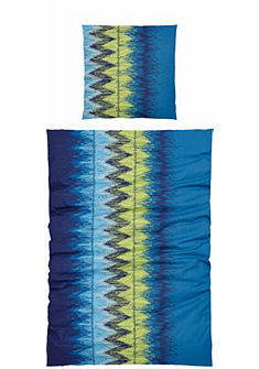 Ložní prádlo, Ecorepublic Home, »Alva« cik-cak design