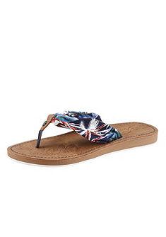 Tom Tailor lábujjközös papucs