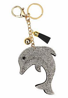 J. Jayz delfin formájú kulcstartó