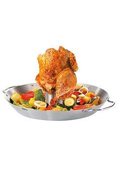GEFU Gril na kurča a zeleninový wok