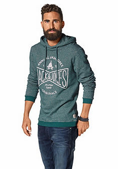 Jack & Jones Mikina s kapucňou »Willie«