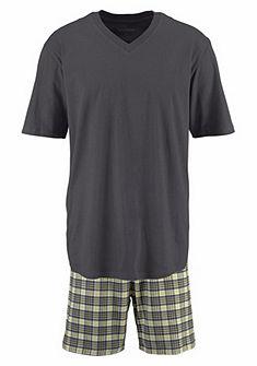 Schiesser rövidnadrágos pizsama