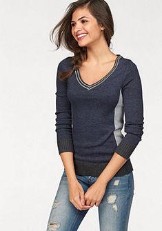 AJC V-kivágású pulóver