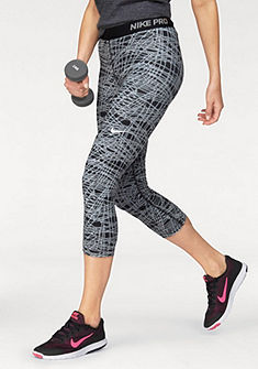 Nike PRO COOL TRACER CAPRI 3/4-es funkcionális leggings