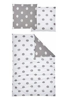 Posteľná bielizeň, Home affaire Collection, »Perie«, bodkovaný dizajn