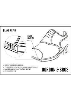 GORDON & BROS Šněrovací boty