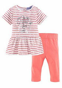 Klitzeklein bébi ruha + leggings (2-részes szett)