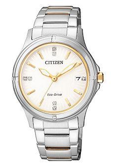 Náramkové hodinky Citizen so Swarovski krištáľmi, »FE6054-54A«