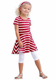 Kidoki ruha, legging& hajpánt(szett, 3 részes), lányoknak