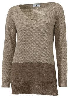 Lurex pulóver