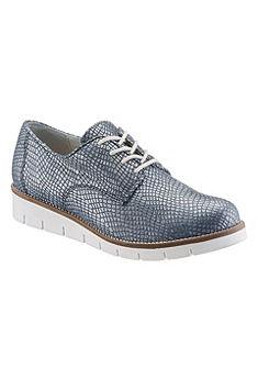 JJ Footwear fűzős cipő fémes hatású