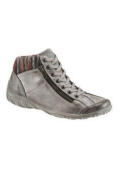 Remonte fűzős magasszárú cipő