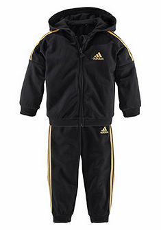 adidas Performance szabadidőruha »INFANTS SHINY FULL ZIP kapucnis felsőrész TRACKSUIT«