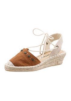 Tamaris espadrilles cipő, szegecses