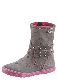 s.Oliver RED LABEL téli magasszárú cipő