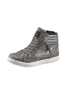 Tom Tailor Šnurovacie topánky vysoké