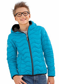 Exes Prešívaná bunda s kontrastným lemovaním, pre chlapcov