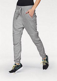 Reebok Teplákové kalhoty »Dance Knit Moto Pant«
