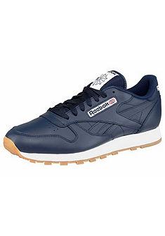 Reebok Športové topánky »Classic Leather Gum«