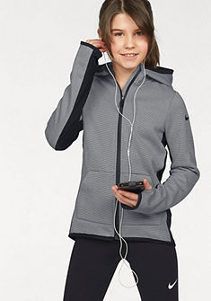Nike Bunda »THERMA HOODIE FULLZIP AT TECH«