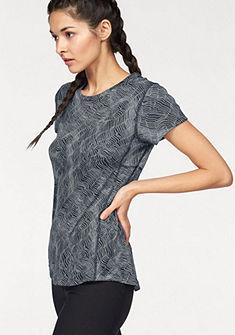 Nike Běžecké tričko »DRY MILER TOP SHORT SLEEVE PRINT«