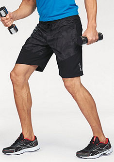 Reebok kúpacie šortky »Workout Ready Graphic Boardshorts«