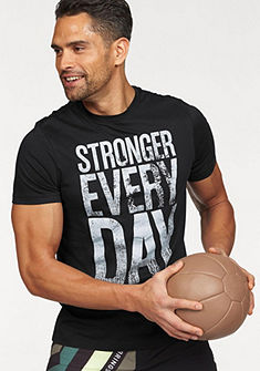 Reebok tričko »Stronger Everyday Graphic Tee«