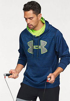 Under Armour Mikina s kapucí »STORM ARMOUR FLEECE BIG LOGO TWIST HOODY«