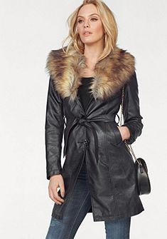 Melrose műbőr kabát