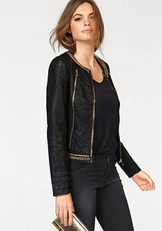 Melrose műbőr dzseki