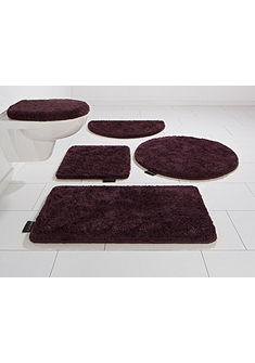 Fürdőszobaszőnyeg, Bruno Banani, »Lana«, magasság 25mm, csúszásgátló hátoldal