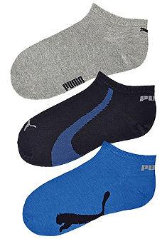 Puma Nízké ponožky (3 páry)