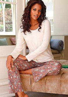 marie claire pizsama barack paisley mintával