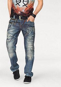Cipo & Baxx Džínsy v 5-vreckovom strihu
