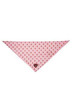 Dětský krojový šátek s aplikací srdíček, BONDI