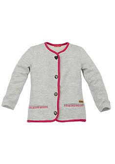 Népviseleti gyerek kabátka nyomásmintával és csillogó kövecskékkel, BONDI