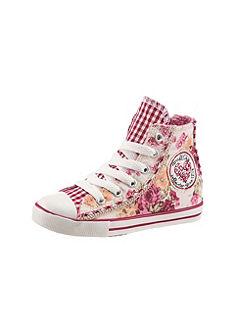 Detská obuv s kvetinovým vzorom, Krüger Madl