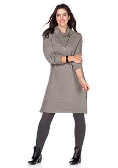 sheego Pletené šaty