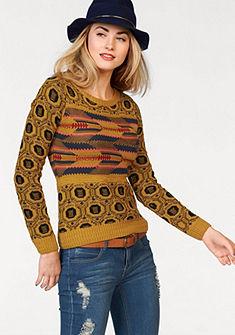 AJC Vzorovaný pulovr