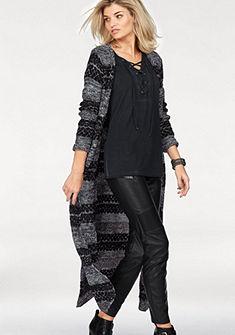 Laura Scott Dlhý pletený sveter
