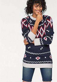 Kangaroos norvégmintás pulóver