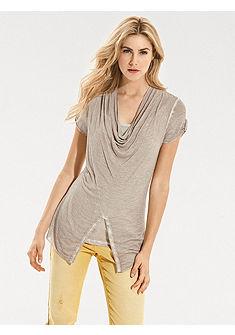 Tričko s kulatým výstřihem