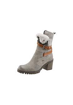 Manas zimní kotníčková obuv