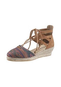 Tamaris etno stílusú espadrille cipő