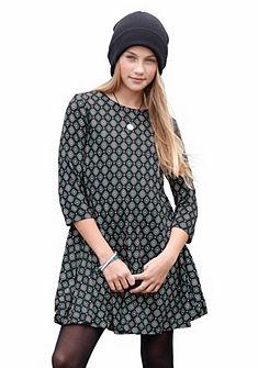 Buffalo mintás lányka ruha