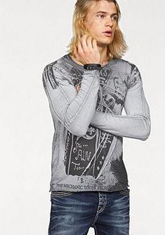 Cipo & Baxx Tričko s dlhým rukávom