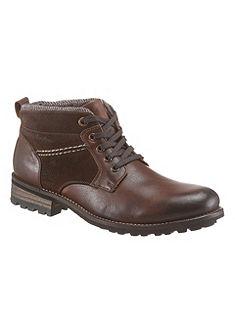 Salamander fűzős magasszárú cipő »Daniel«