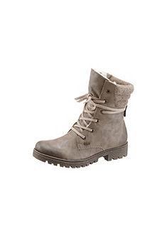 Rieker Zimná vysoká obuv