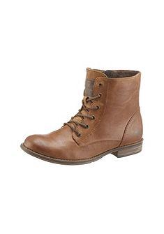 Mustang Shoes Šněrovací obuv